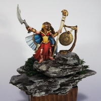 Heru War Maiden